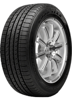 Goodyear Assurance<sup>®</sup><br /> ComforTred<sup>®</sup><br /> Touring Tires