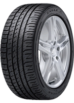 GoodYear <br>Eagle<sup>®</sup> F1 Asymmetric