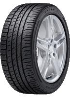 GoodYear Eagle F1 Asymmetric Tires