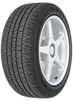 GoodYear Eagle RS-A Police Tires