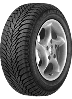 Goodyear<br /> Eagle<sup>®</sup><br /> Ultra Grip<sup>®</sup> GW-2 Tires