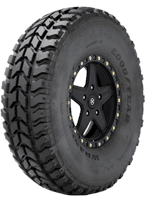GoodYear Wrangler MT Tires