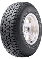 GoodYear Wrangler Radial Tires