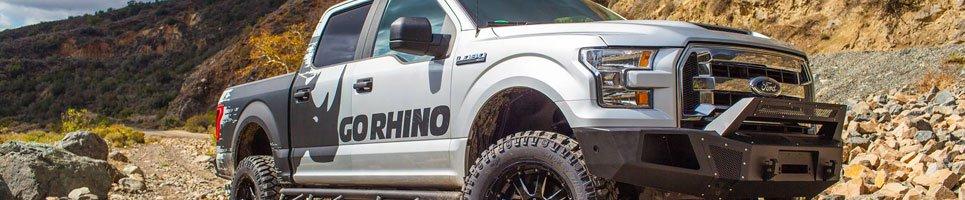 6000 Series Modular Wheel-to-Wheel SideSteps 6250MB Go Rhino!