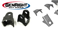 genright Brackets and Tabs