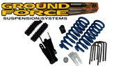 Ground Force <br/>Complete Lowering Kits