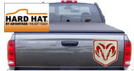 Dodge Hardhat Tonneau Covers