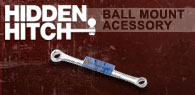 Hidden Hitch Ball Mount Wrench