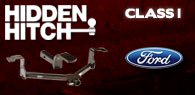 Hidden Hitch Class I Hitches Ford