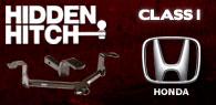 Hidden Hitch Class I Hitches Honda