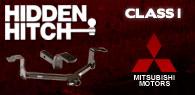 Hidden Hitch Class I Hitches Mitsubishi
