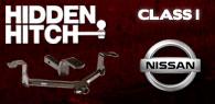 Hidden Hitch Class I Hitches Nissan