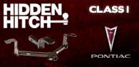 Hidden Hitch Class I Hitches Pontiac
