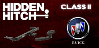 Hidden Hitch Class II Hitches Buick