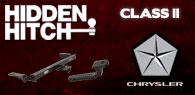 Hidden Hitch Class II Hitches Chrysler
