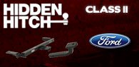 Hidden Hitch Class II Hitches Ford