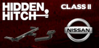 Hidden Hitch Class II Hitches Nissan
