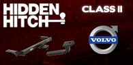 Hidden Hitch Class II Hitches Volvo