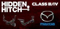Hidden Hitch Class III/IV Hitches Mazda