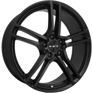 HD Wheels <br/>Vento All Satin Black