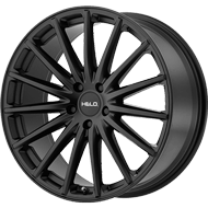 Helo Wheels<br /> HE894 Satin Black