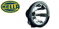 Hella Rallye 4000 Compact Celis - Black Lights