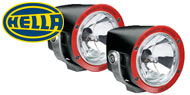 Hella Rallye 4000Xi Xenon Driving Lamps