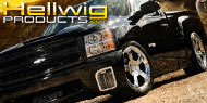 Hellwig <br>Lowered Truck Sway Bars