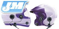 J&M Helmet Headsets