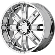 Helo Wheels<br /> HE835 Chrome