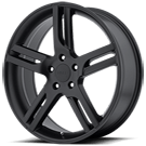 Helo Wheels <br />HE885 Satin Black