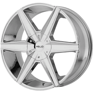 Helo Wheels <br />HE887 Chrome