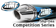 Competition Series Slip-On Exhaust Kits