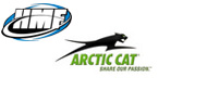 Arctic Cat HMF ATV Exhaust Systems