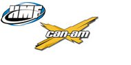 Can Am HMF ATV Exhaust Systems