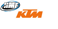KTM HMF ATV Exhaust Systems