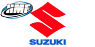 Suzuki HMF ATV Exhaust Systems