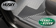 Land Rover - Husky Floor and Cargo Liners