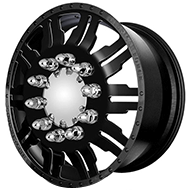 American Force Wheels<br /> IMPACT Black