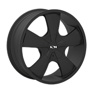 Ion Wheels<br/> 103 Satin Black