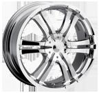 Ion Wheels <br/>114 Chrome