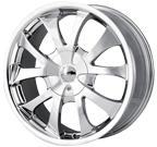 Ion Wheels <br/>121 Chrome