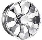 Ion Wheels <br/>137 Chrome