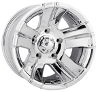 Ion Wheels <br/>138 Chrome