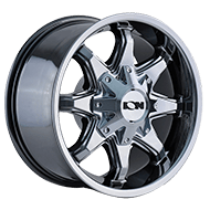 Ion Wheels<br> 181 PVD Chrome