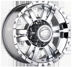 Ion Wheels <br/>182 Chrome