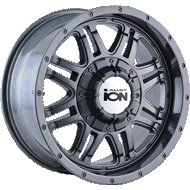 Ion Wheels<br> 186 Gunmetal