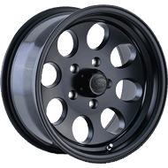 Ion Wheels<br> 171 Matte Black