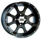 ITP SS Alloy 108 Black Wheels