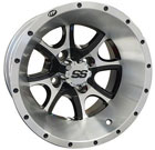 ITP SS Alloy 108 Machined Wheels